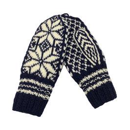 Selbu Knittings of Norway Women's Mitten - Hand Knit