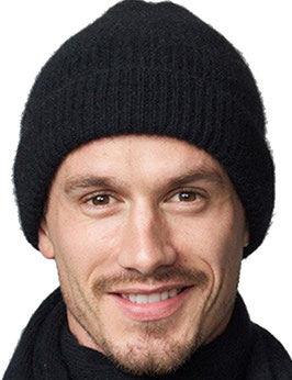 Possumdown Lightweight Fashioned Beanie