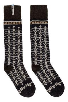 Ekshärad Sot Merino Wool Socks by Öjbro