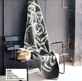 Roros Tweed Melgaard Blanket