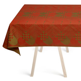 The Christmas Tablecloth by Georg Jensen Damask in 100% Egyptian Cotton
