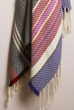 The Bringeklut Bunad Blanket by Fram Oslo in 100% Pure New Wool
