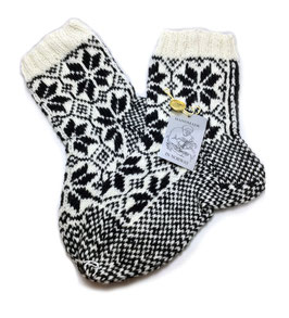 Selbu Knittings of Norway Men's Sock - Hand Knit