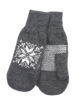 Norlender Adult Snowflake Mittens Style 405