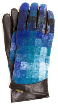 Evolg Ritzy Leather Mix Gloves