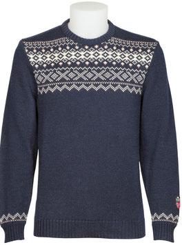 Norlender Unisex Vega Norwegian Wool Pullover Sweater