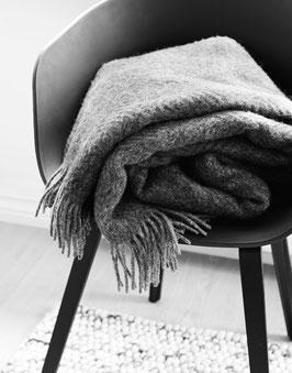 Roros Tweed Hegg Blanket