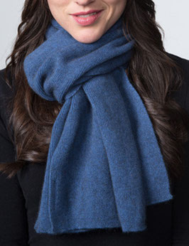 Possumdown Soft Lightweight Wide Merino Wool Scarf