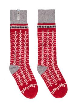 Ekshärad Rod Merino Wool Socks by Öjbro