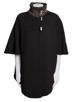 Norlender Women's Norwegian Birgit Wool Poncho