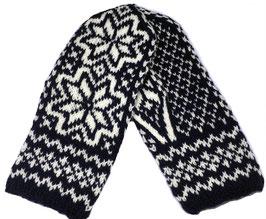 Selbu Knittings of Norway Men's Mitten - Hand Knit