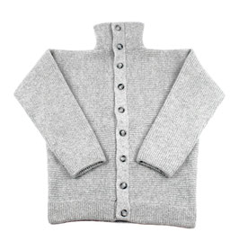 Dachstein Alpine Button Up Cardigan with Collar