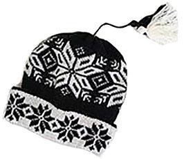 Norwegian Selbu Knittings of Norway Beanie - Hand Knit