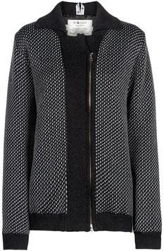 Skafto Merino Wool Cardigan by Ojbro Vantfabrik