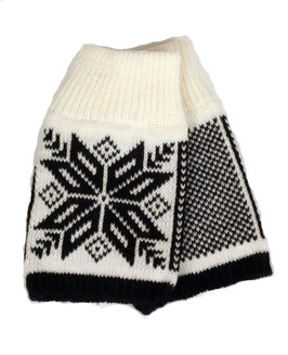 Selbu Knittings of Norway Norwegian Fingerless Glove - Hand Knit