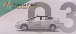 No.03 Toyota Prius Macau Airport
