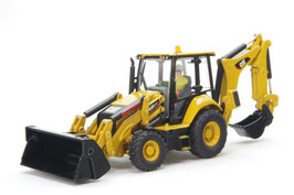 1/50 CAT 420F2 IT Backhoe Loader【85233】