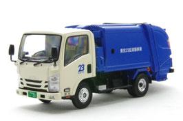 1/43 いすゞエルフ 清掃車(東京都)