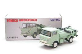 1/64 LV-179a エルフバキュームカー(緑)