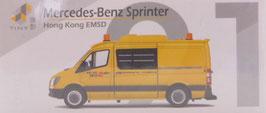 No.91 Mercedes-Benz Sprinter