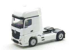 1/87 Mercedes-Benz Actros Gigaspace, white