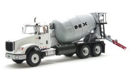 1/50 INTERNATIONAL HX615 CONCRETE MIXER【71014】