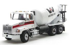 1/50 WESTERN STAR 4700 SB CONCRETE MIXER【71035】