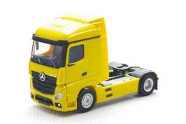 1/87 Mercedes-Benz Actros Streamspace 2.5, yellow
