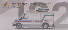 No.122 Mercedes Benz Aprinter TVB News