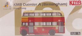 No.106 KMB Daimler A (Birmingham)