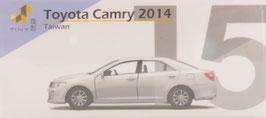 No.15 Toyota Camry 2014