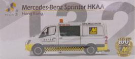 No.132 Mercedes Benz Sprinter HKAA