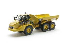 1/87 CAT 730ARTICULATED TRUCK