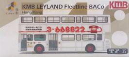 No.148 KMB LEYLAND Fleetline BACo