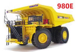 1/50 コマツ 980E-AT ダンプトラック