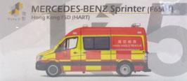 No.165 Mercedes-Benz Sprinter HART