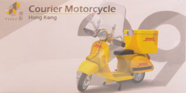 No.29 Courier Motorcycle