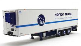 1/50 Nordik Line; REEFER TRAILER - 3 AXLE【01-2674】