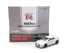 LV-N200a 日産GT-R 50th ANNIVERSARY(銀)