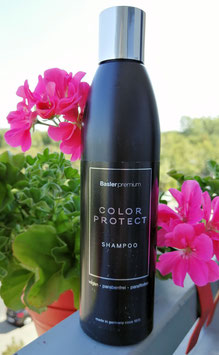 Color Protect Shampoo mit echter Vanille 250ml für coloriertes Haar