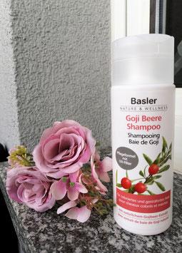 Goji Beere Shampoo 200ml für coloriertes & gesträhntes Haar mit UV-Filter