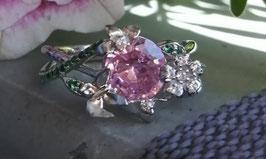 Eleganter Verlobungsring ,,Blumen Garten,,