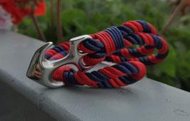 Edelstahl Anker Armband