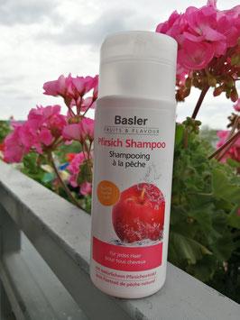 Pfirsich Shampoo 200ml für jedes Haar