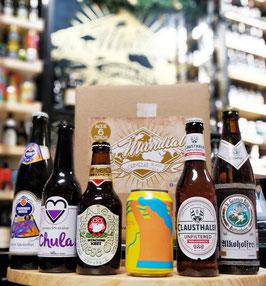 Pack Sin Alcohol (6 cervezas)