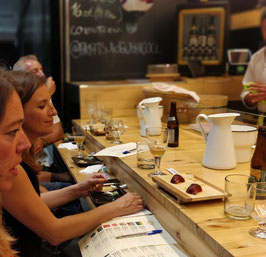 Cena Maridaje de Sushi y Cerveza. La Mundail + Akatsuki.