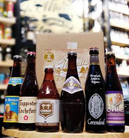 Pack cervezas de Abadía (6 cervezas)