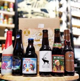 Pack Navidad (6 cervezas)