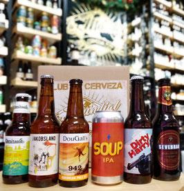 Pack Nacional (6 cervezas)
