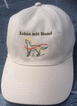 LEBEN MIT HUND Cap